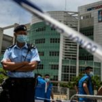 Hong Kong Police Sift thru the Past Despite Security Law Not Being Retroactive