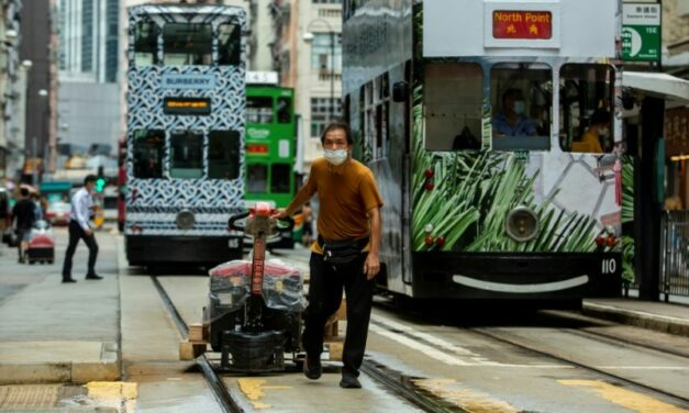 Hong Kong Saw Net Outflow of 90,000 Residents over the Last Year