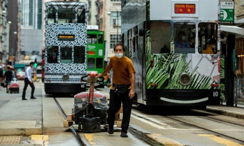 Hong Kong Population Decline