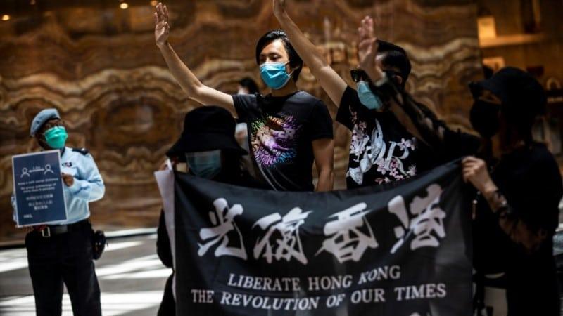 Hong Kong Pro-democracy Protests.afp