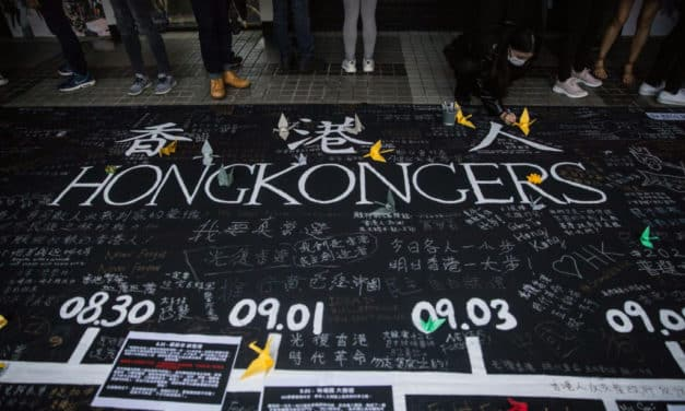 Hong Kong Police Officer Arrested for Supporting Protests Off-Duty