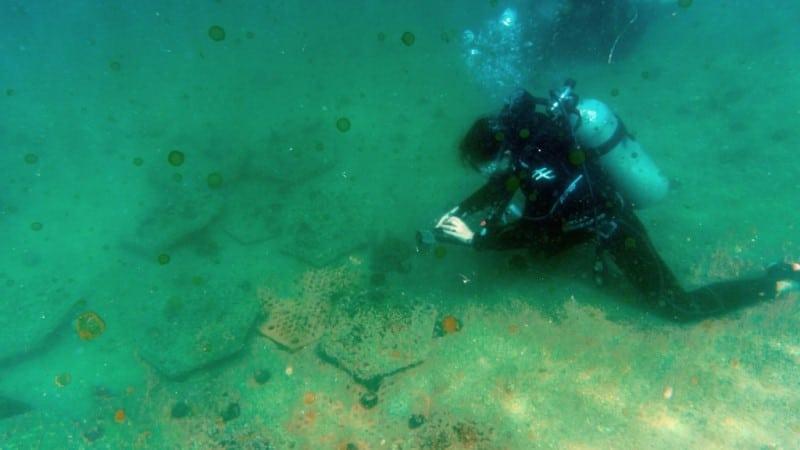 Hong Kong Seabed