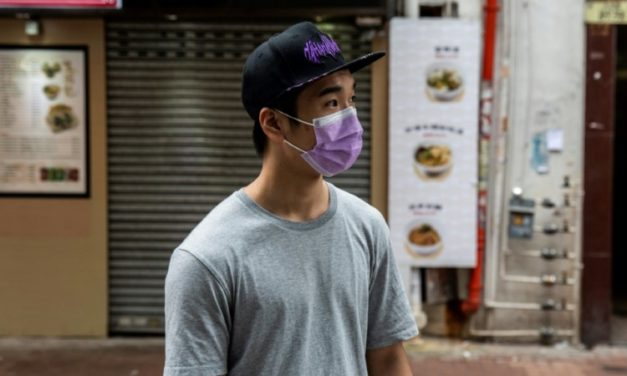 Hong Kong Student Shot by Police Goes on the Run Ahead of Trial
