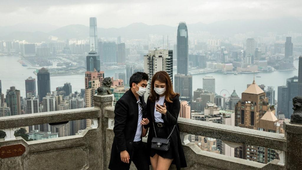 Hong Kong.afp