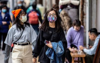Chronic Shortage of Face Masks Prompt the Rise of Social Enterprise