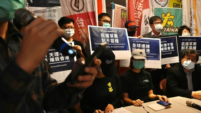 Hong Kongers Trying to Flee