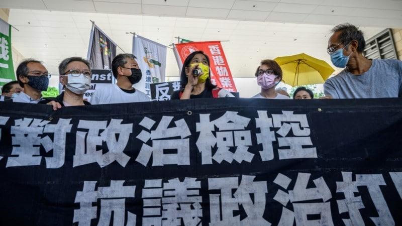Hong Kong's Democracy Movement