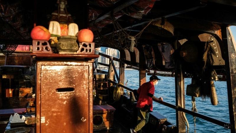 Hong Kong's Fisherman Home