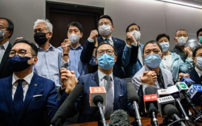 All Hong Kong Pro-Democracy Lawmakers to Resign as China Crushes Opposition