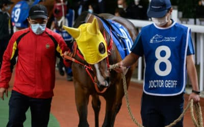 Hong Kong Horse Racing Continues Behind Closed Doors Amid Virus