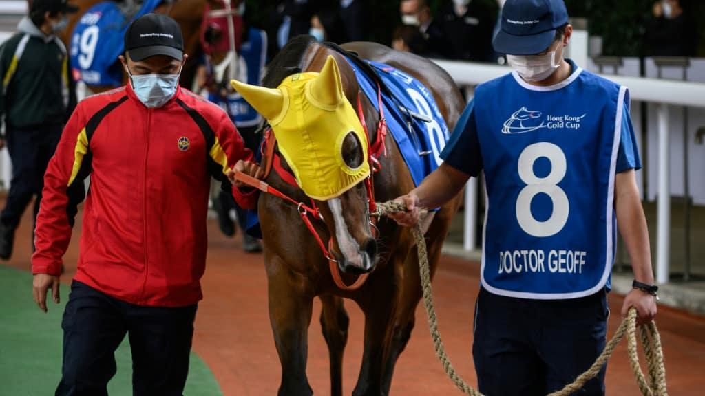 Horse Racing Hong Kong China.afp