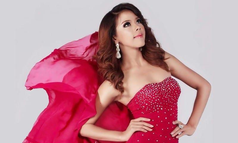 Htar Htet Htet Myanmar Beauty Queen