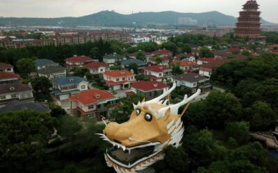 The Demise of China's 'Model' Village, Where Cash and Communism Collide