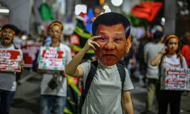 Duterte Moves to Shut Down Top News Broadcaster