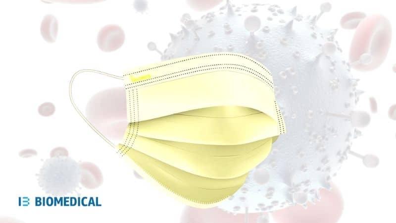 I3 Medical - Coronavirus Mask