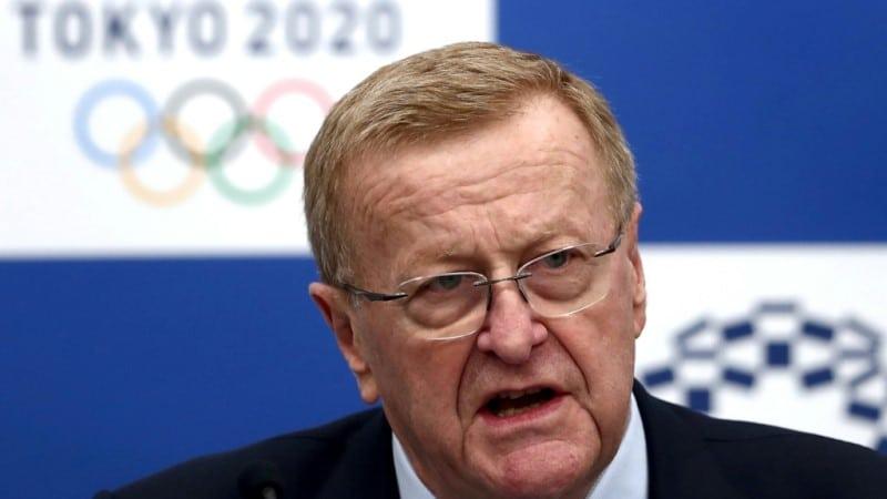 IOC Vice-president John Coates
