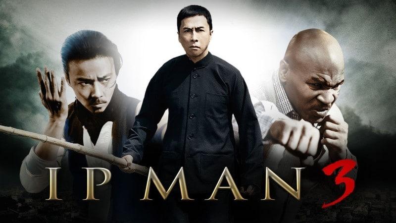 IPMAN 3 BANNER