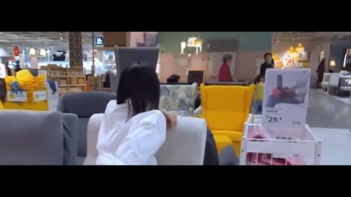 Ikea Un-ID Woman Viral