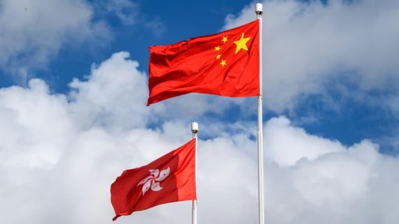Imports from Hong Kong