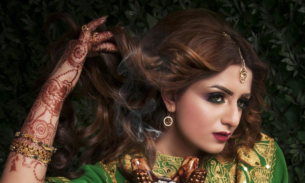 India Woman Dressed - Pexel