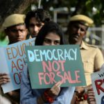 Government Fights Young Indian Protesters with Internet Lockdown