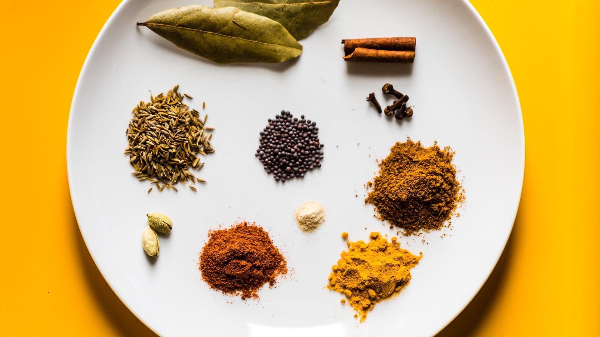 Indian Spices - ©Spurekar
