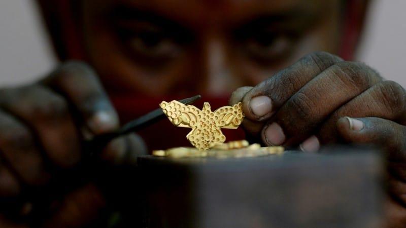 India's Gold Craftsman