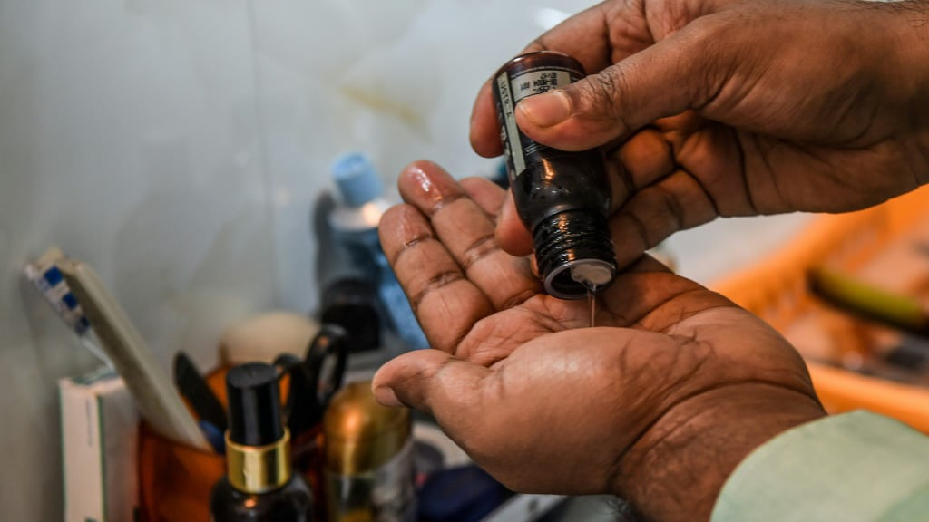 India's Grooming Industry Exists Against a Sexist Culture.afp
