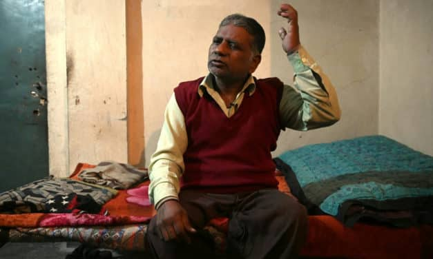 No Fear for India's Hangman Before First Job of Execution