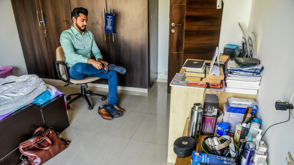 India's Male Grooming Industry.afp