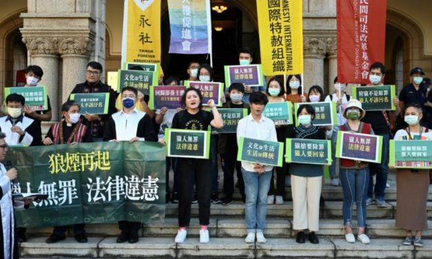 Taiwan Court Rules against Indigenous Hunting Rights Overhaul