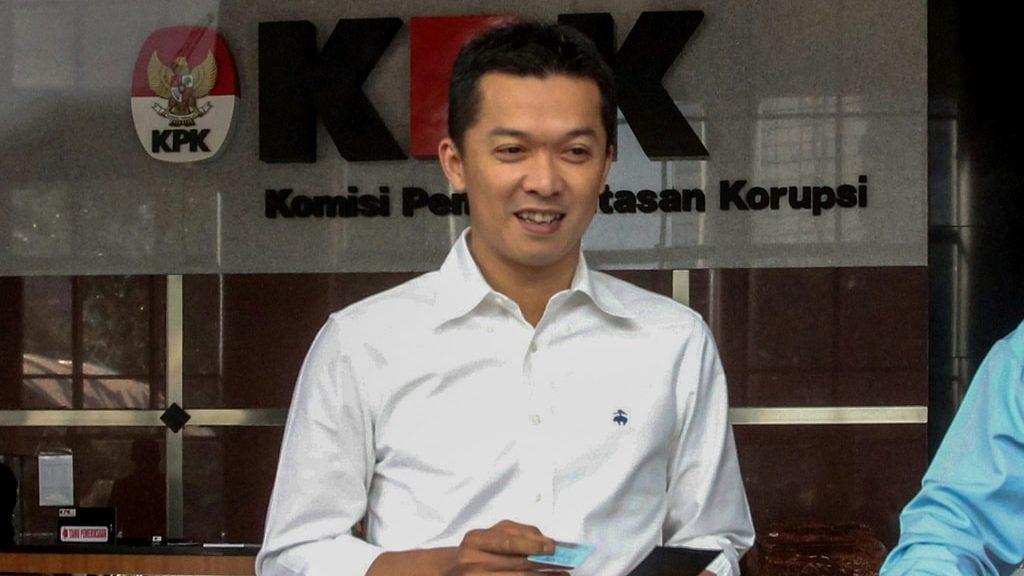 Indonesian Badminton Legend.afp