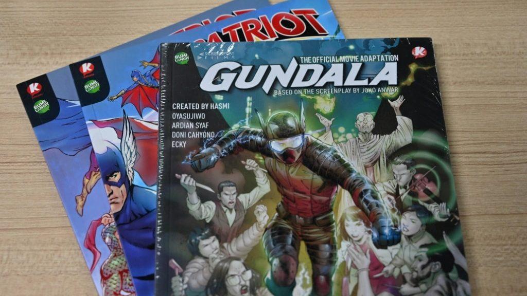 Indonesian Comics.afp