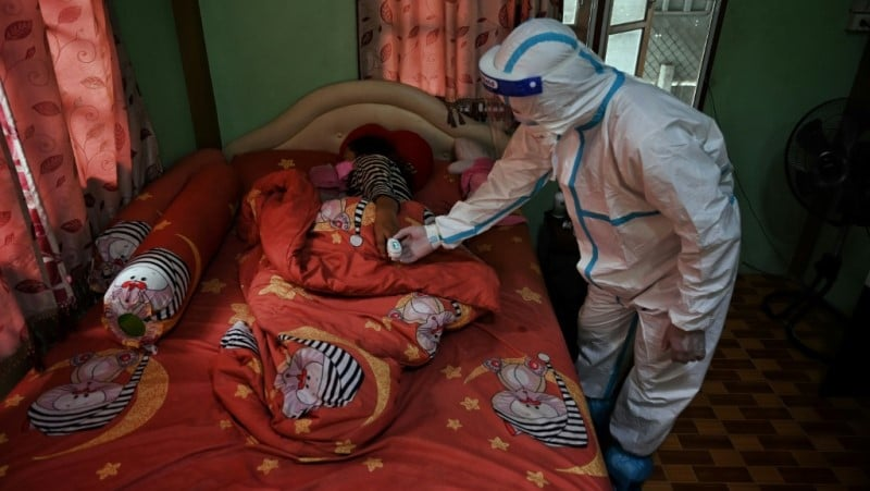 Infected Patient in Bangkok