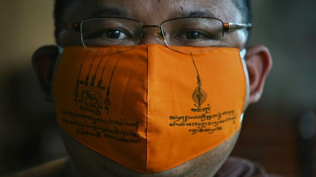 Innovative Masks Thailand.afp