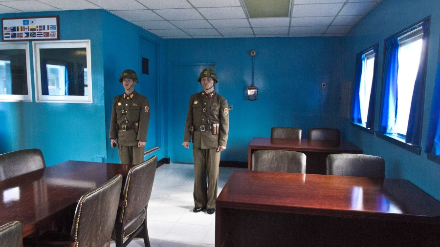 Inside DMZ South Side