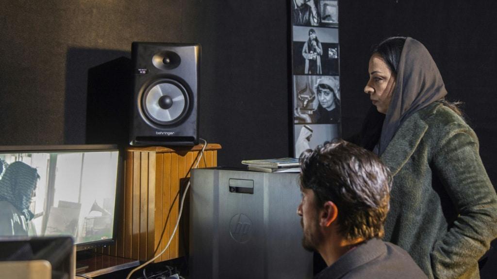 Filmmaker Roya Sadat: Voice of the Afghan Women
