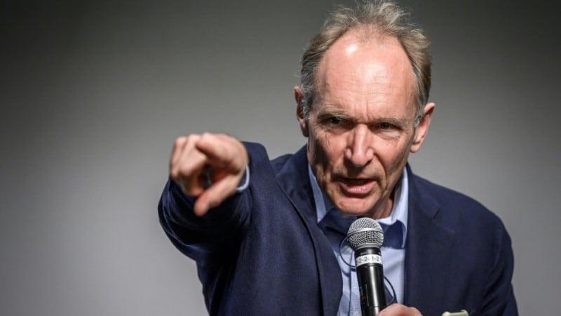 Inventor Tim Berners-Lee