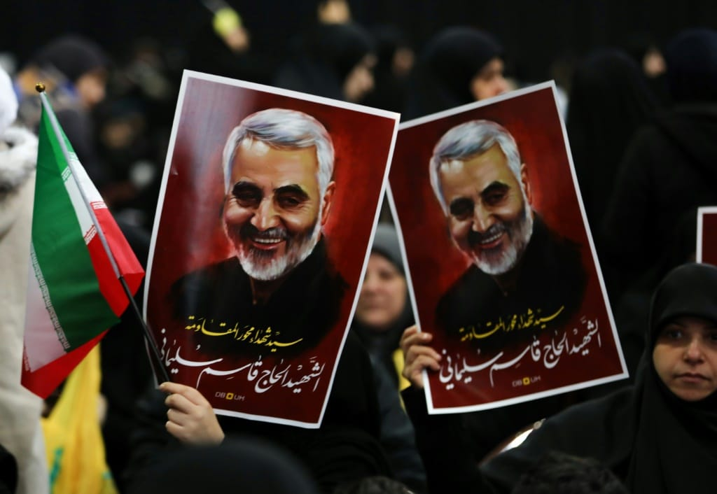 Iranian Major General