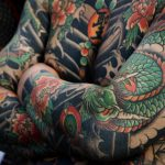 Japanese Tattoos: Revered Outside of Home, Hated Within