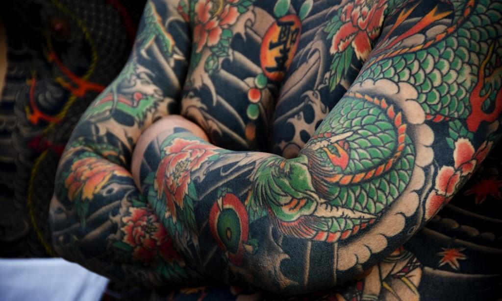 Irezumi Tattoos - Japan