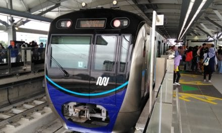 Indonesia Opens First Subway In Jakarta: Commences Extension Project