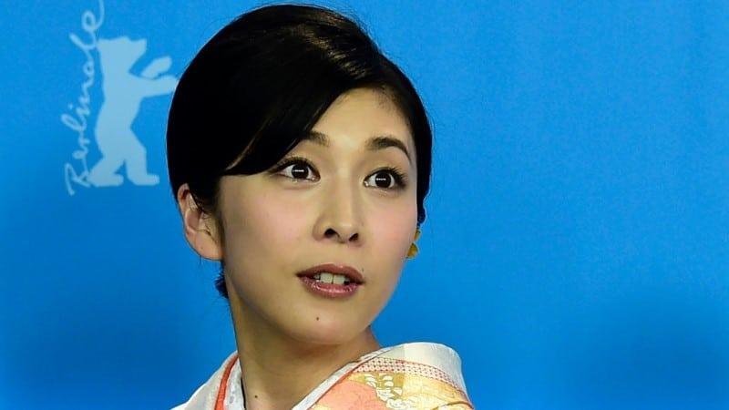 Japan Actress Yuko Takeuchi