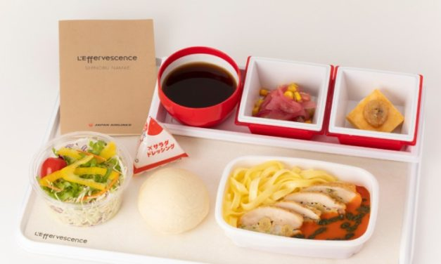 A Singapore Cafe Now Serves Cute Japan Airlines Inflight Meals
