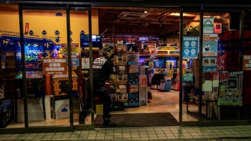 Japan Arcades Survival