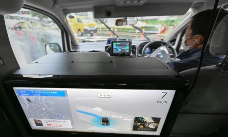 Japan Autonomous Cars