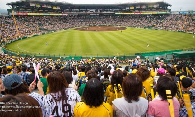 Japan's Ever-Growing Love Affair With Baseball