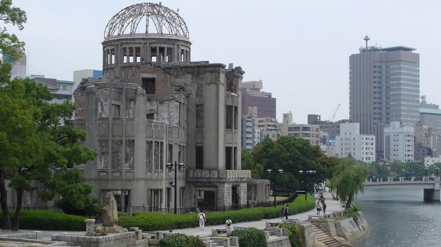 Japan - Hiroshima Atomic Bomb Dome - David McKelvey