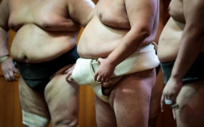 Coronavirus Outbreak Infected 19 at Sumo Stable in Japan
