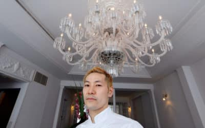 Japanese Chef Makes History to Win Three Michelin Stars in France